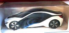 RASTAR 50579 in WEISS: BMW i8 RC (ferngesteuert, batteriebetr.), 1/24, OVP NEU!