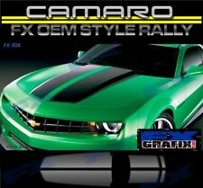 Chevrolet Camaro Factory Style Rally SS Racing Stripe Kit Dealer Quality 10 - 13