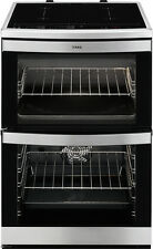 AEG 49176iW-MN 60cm A Rated Double Oven Induction Cooker