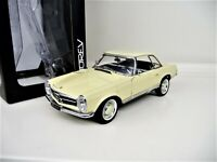 1:18 NOREV Mercedes 230 SL Pagode Sondermodell IAA 1963 Lmtd.Edition NEU NEW