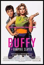 BUFFY THE VAMPIRE SLAYER * CineMasterpieces 1SH ORIGINAL MOVIE POSTER NM C9