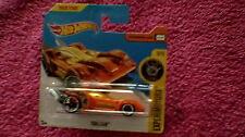 Hot Wheels - UK Treasure Hunt - #--- Tooligan - Orange & Chrome