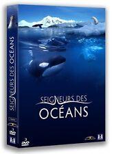 Seigneurs des océans - 3 DVD ~ Christophe Malavoy - NEUF