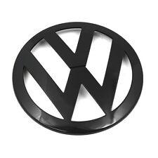 Original VW T5 Transporter VW-Emblem vorn Kühlergrill Logo Zeichen schwarz OEM