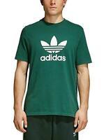 NEW Adidas Originals Trefoil Men's T-Shirt Collegiate Green