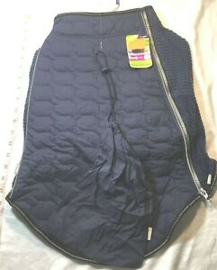 Top Paw Reflective Lightweight Packable Coat BLUE Size: XL X Large NWT NEW