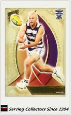 2009 Select AFL Pinnacle All Australia Team Card AA18 Gary Ablett (Geelong)