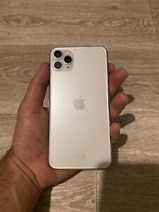 Apple iPhone 11 Pro Max - 64Go - Silver (Désimlocké) A2218 (CDMA + GSM)