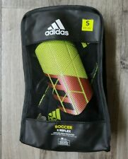"Adidas X Reflex Soccer Shin & Ankle Protection Size Small 4'7""-5'2&# 034;"