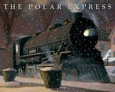 The Polar Express by Chris Van Allsburg (Paperback, 2009)