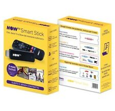 NOW TV Smart Stick + 3 Mesi Inclusi di 1 Pacchetto a Scelta Sky Tv 300346