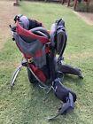 DEUTER Kid Comfort II 2 Child Baby Toddler Carrier Hiking Backpack Red Pack