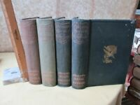 4 Vols.PUTNAM'S REBELLION RECORD; Diary of AMERICAN Events,1861,1862,Frank MOORE