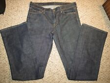 citizens for humanity Amber 263 Stretch High Rise Boot Cut Jeans Dark Wash 31