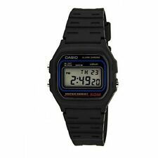 Plastic Case Digital 50 m (5 ATM) Water Resistance Watches
