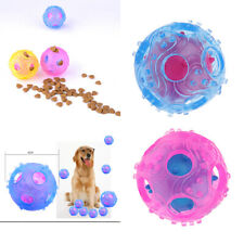 Blesiya Pet Cat Dog Chew Toy - IQ Treat Ball Food Dispensing Interactive Toy