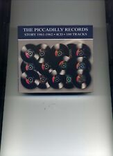 THE PICCADILLY RECORDS STORY - 1961 - 1962 - JOE BROWN VINCE HILL - 4 CDS - NEW