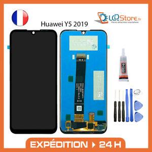 Ecran lcd + vitre tactile Huawei Y5 Y6 Y7 Y9 2019