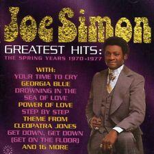 Joe Simon - Greatest Hits 1970-77 [New CD] UK - Import