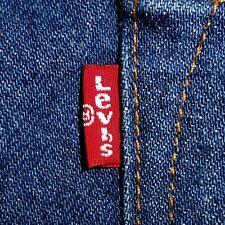 32x30 Levi Strauss 501xx Straight Fit Blue Jeans 100% Cotton Red Tab Men's Denim