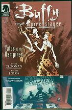 Buffy the Vampire Slayer Tales of the Vampires Season 8 #1 Variant