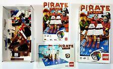 Lego 3848 Jeu Planche de Pirate / ! Plus la Allemand Emballage D'Origine