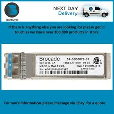 BROCADE 10GB SFP+ LR OPTICAL TRANSCEIVER - 57-0000076-01