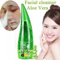 Facial cleanser Aloe Vera Skin Care Remove Acne Moisturizing whitening face wash