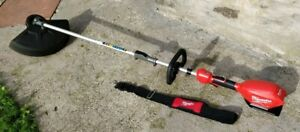 Milwaukee M18 Fuel FOPHLTKIT-0 Outdoor Power Head Line Strimmer Kit Body Only