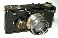 Zeiss Ikon Contax I - 6. Version? - mit Carl Zeiss Jena Sonnar 1,5/ 5 cm