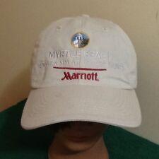 Marriott Myrtle Beach, SC Grande Dunes Ball Cap Hat Adjustable Embroidered