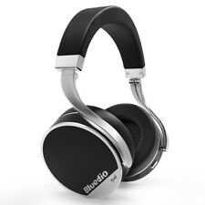 Bluedio VP AURICOLARI BLUETOOTH Stereo Wireless Headset Microfono Flagship Nero