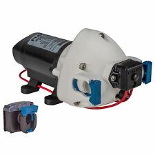 Flojet 12 Volt Marine Water Pump 2.9 Gpm Triplex 03526-144A