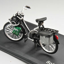 1/18 Scale NOREV Solex 3800 Pastic Diecast Bicycle Model Bike Collectible Toy