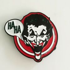 New Dc Comics the Joker Comic book Batman Belt Buckle cosplay Harley Quinn USA