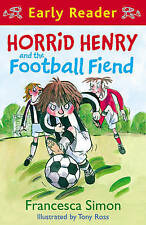 Horrid Henry and the Football Fiend, Francesca Simon, Very Good condition, Book