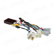 XTRONS ISO Wiring Harness CANbus Box for XTRONS TOYOTA Unit Fit For Toyota