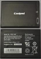 New OEM Original Genuine Coolpad Rogue 4G 3320A CPLD-365 1600mAh Battery