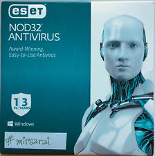 ESET NOD32 Antivirus 2014 Disc - 1 PC - 3 Year - Free 2018 Upgrade