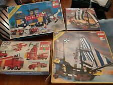 Lego Lot Sets 6268 6274 6391 722 720 Not Complete