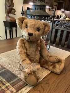 "15 inch Brown Mohair Artist Bear - ""Sam"" - Excl. Cond."
