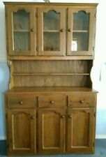 Medium Wood Tone Country Sideboards, Buffets & Trolleys