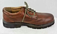 Dockers Wilder Stain Defender Brown Leather Casual Shoes size 7-12