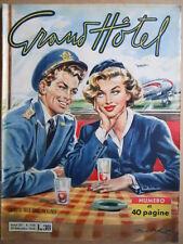 GRAND HOTEL n°536 1956 Pittrice Novella Parigini - Lea Padovani  [C94]