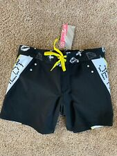 New w/ tags Jetpilot couture ride shorts neoprene lining Sz 5 woman's Rv $59.99