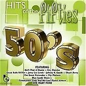 Various Artists - Hits of the 50's [Boulevard] Excellent CD With (FREE Postage)