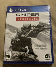 Sniper Ghost Warrior  Contracts PlayStation 4 New Sealed