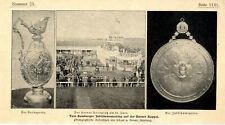 Pferderennen Hamburger Jubiläumsmeetin Horner Koppel Derby-Preis Jubiläumspr1902