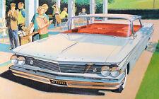 1960 Pontiac Bonneville Vista - Promotional Advertising Poster