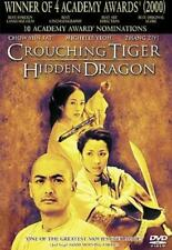 Crouching Tiger, Hidden Dragon (Dvd, 2001, Special Edition) New